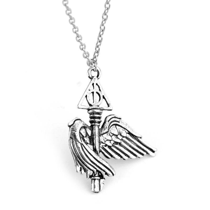 Harry potter magic man necklace pendant for women fashion jewelry harry potter magic man necklace pendant for women fashion jewelry accessories aloadofball Images