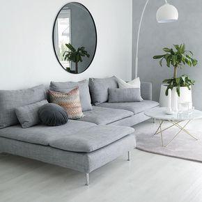 Ikea \'Söderhamn\' sofa @hannenov | Idées pour la maison | Pinterest ...
