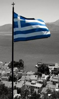 Download Greek Flag 195031 Miscellaneous Mobile Wallpapers