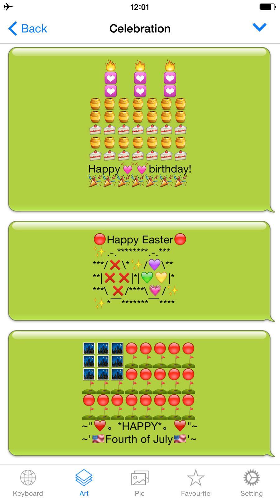 Emoji keyboard emojis me maker utilitieszhangios