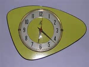Pendule Annees 50 Bing Images Horloges