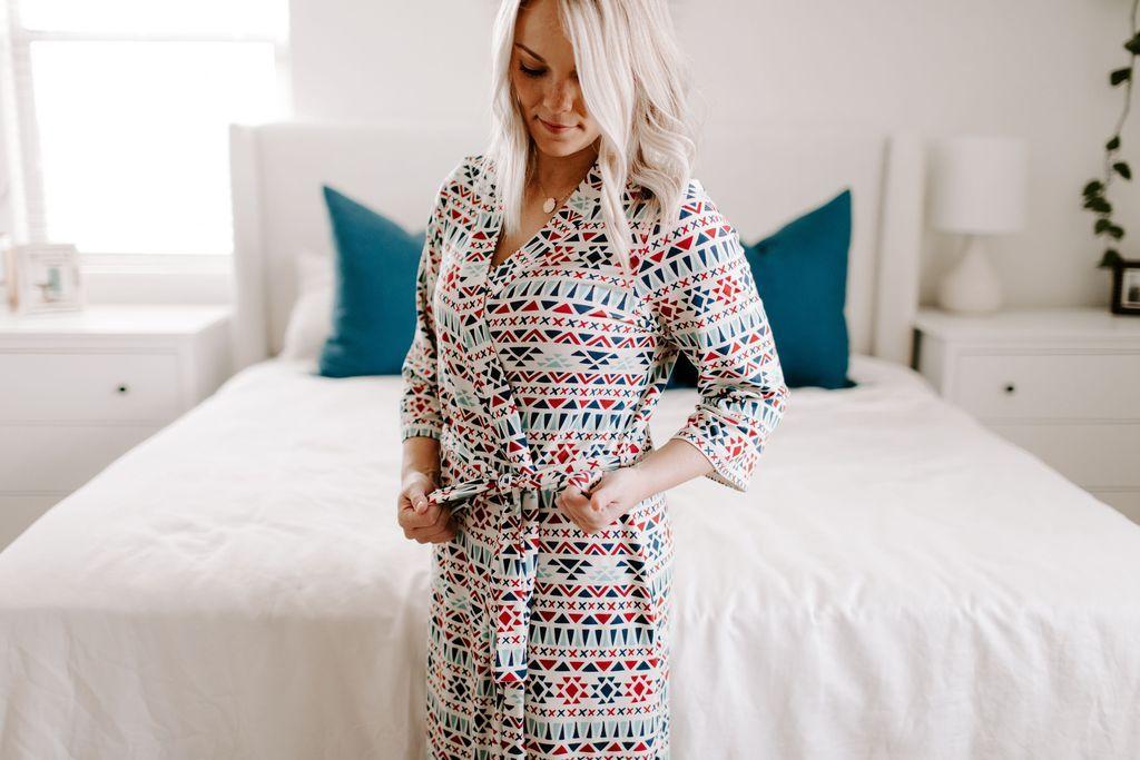 27a9d68f9b9b1 Lark Milkmaid Robe   newborn / infant stuff   Robe, Dresses, Fashion