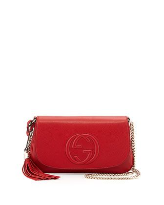 76e4748da477 Soho Medium Crossbody Bag Red in 2019 | handbags | Medium crossbody ...