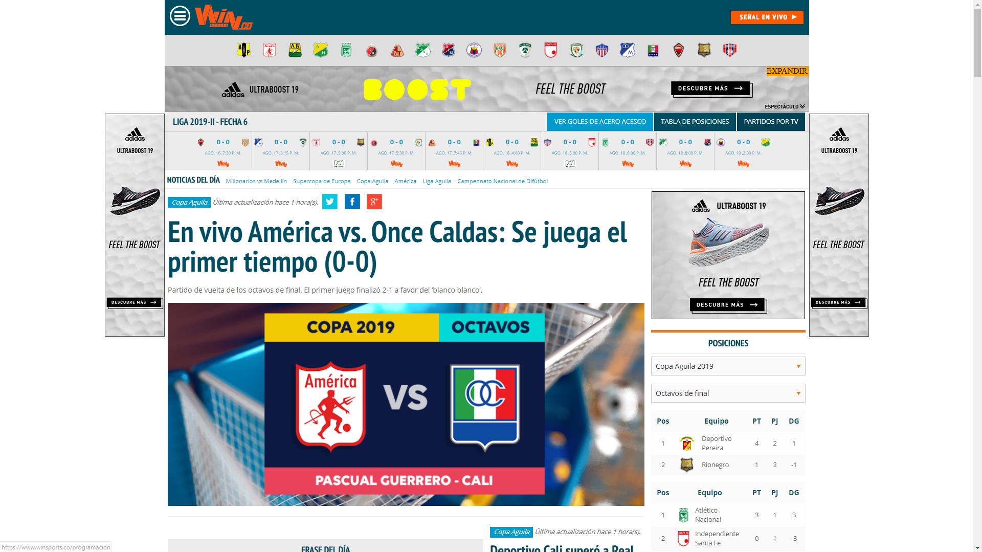 El canal oficial de la Liga y todo el Fútbol Profesional