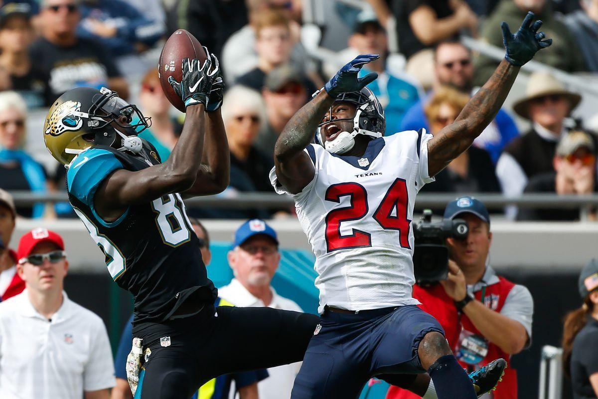 Watch Jacksonville Jaguars vs Houston Texans live