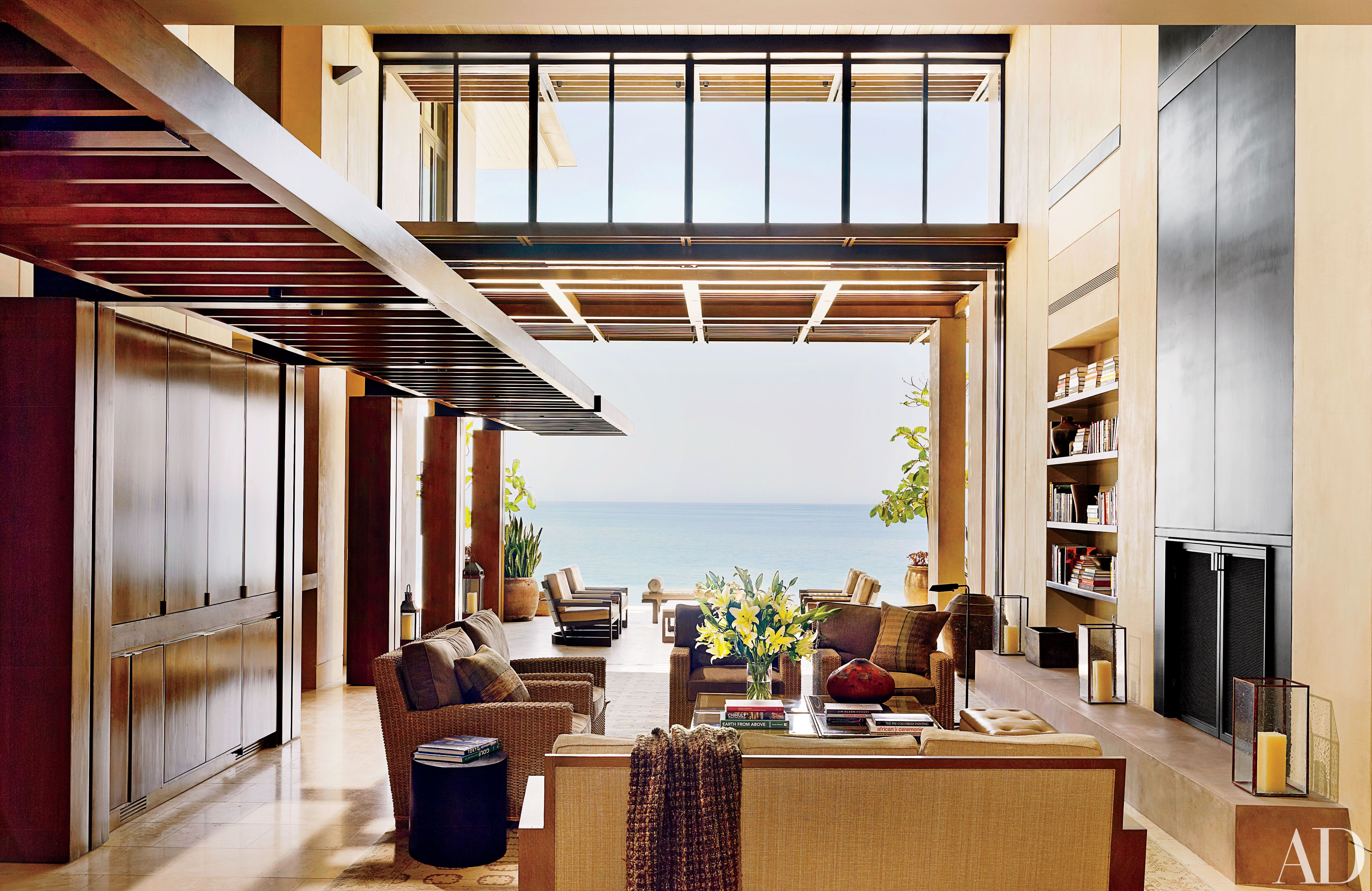 19 Gorgeous Rooms with Double-Height Ceilings | Pinterest ...