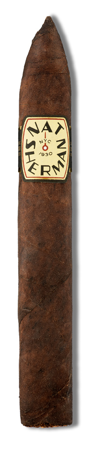 Cigar Aficionado TOP 25 CIGARS OF 2015 #21 - Nat Sherman Timeless Collection Nicaragua 652T