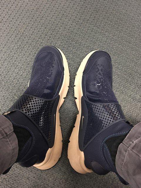 [WDYWT] Nike x Stone Island Sock Dart (on sad office carpet)