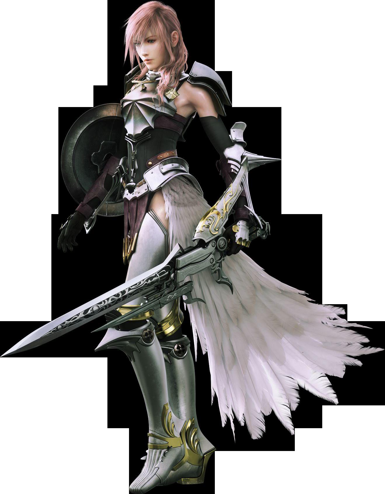4e6dba52 Final Fantasy Xiii 2 Lightning Character Artwork Png 1319 1689 Lightning Final Fantasy Final Fantasy Girls Final Fantasy Art