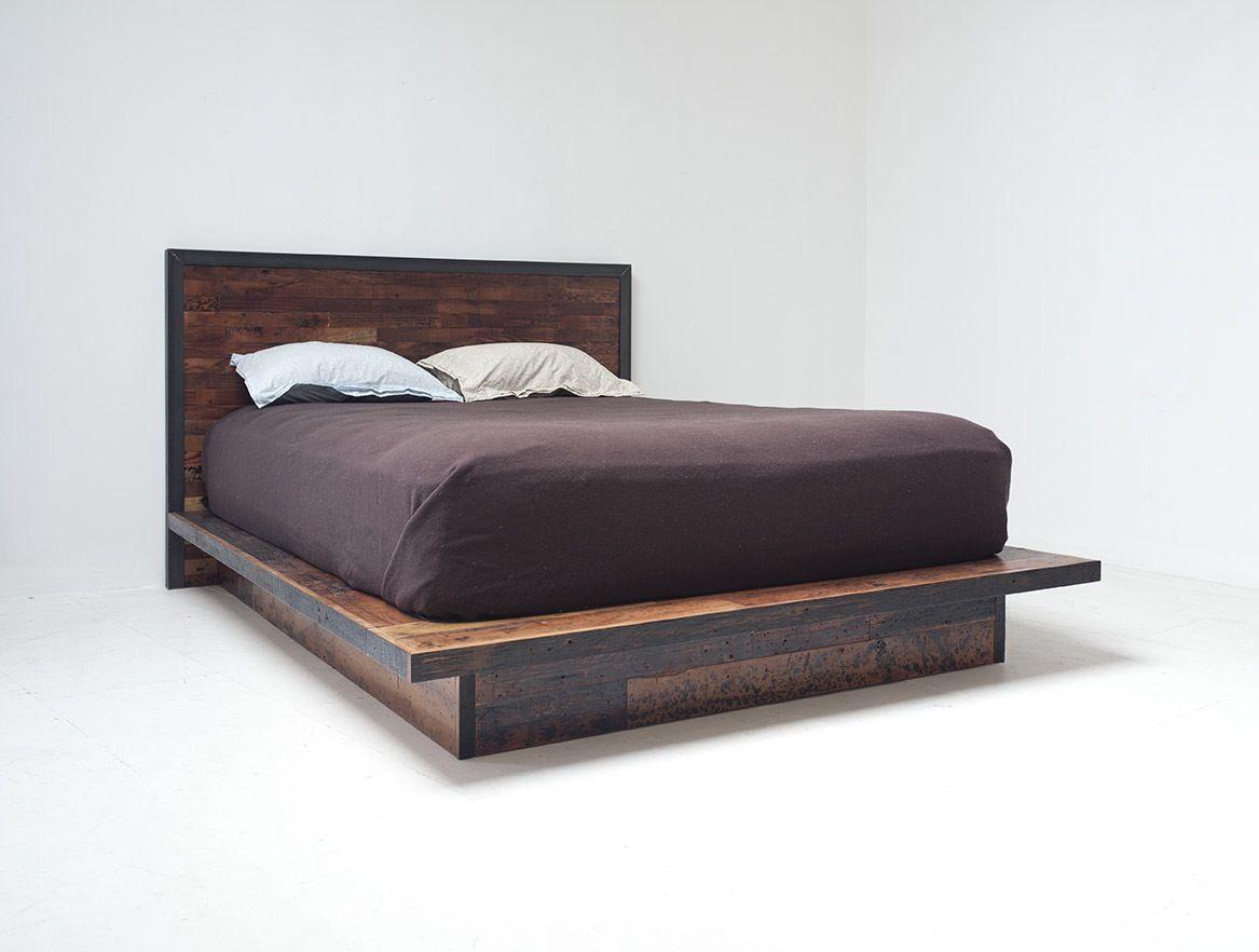 Imahara platform bed