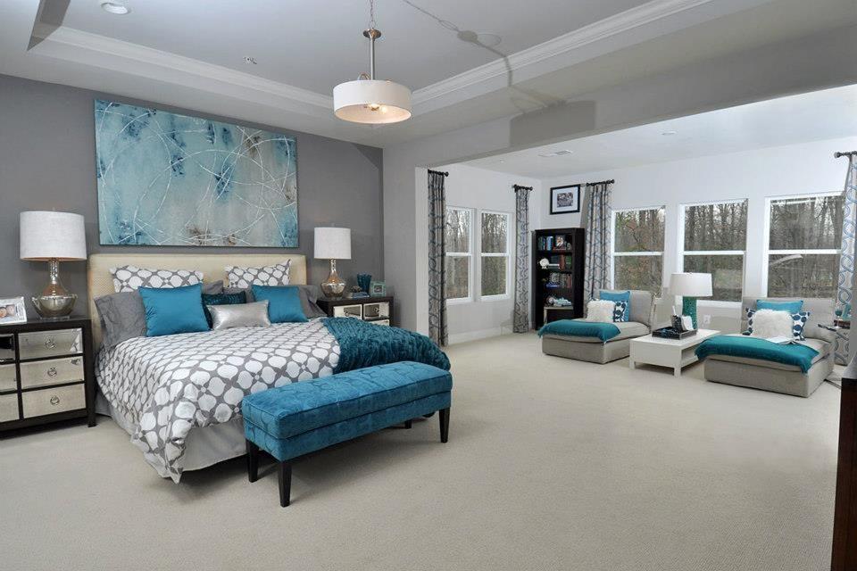 559710 426766454074866 1415349784 N White Bedroom Design Teal Rooms Teal Bedroom Walls