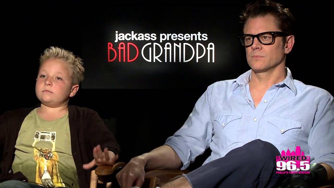Dj Bonics interviews Johnny Knoxville about Jackass\' new movie Bad ...