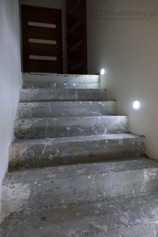 Oprawa Schodowa Led Do Puszki Nowoczesne Oświetlenie Stopnic