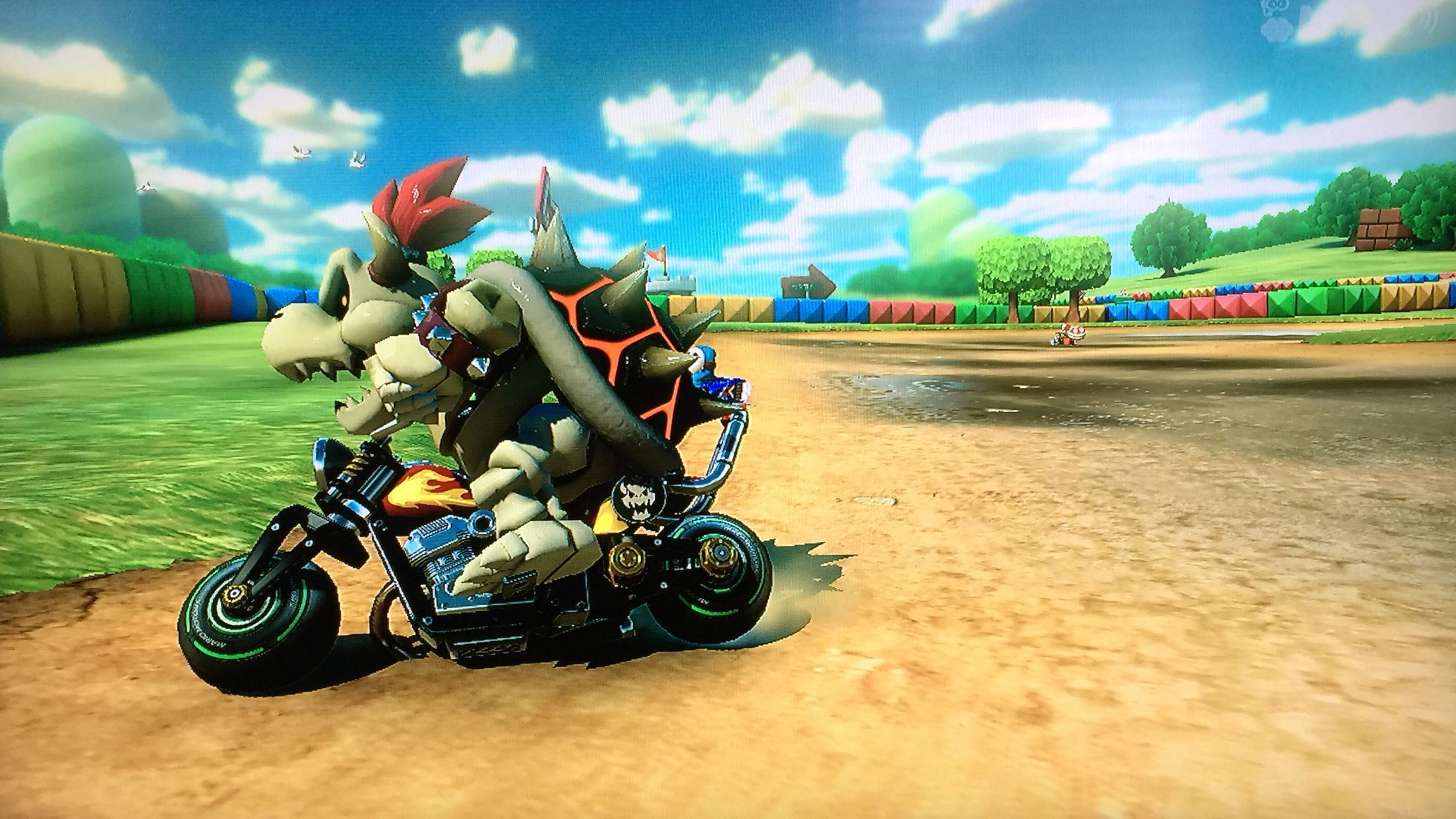 Mario kart 8 for sale - Dry Bowser Mario Kart 8