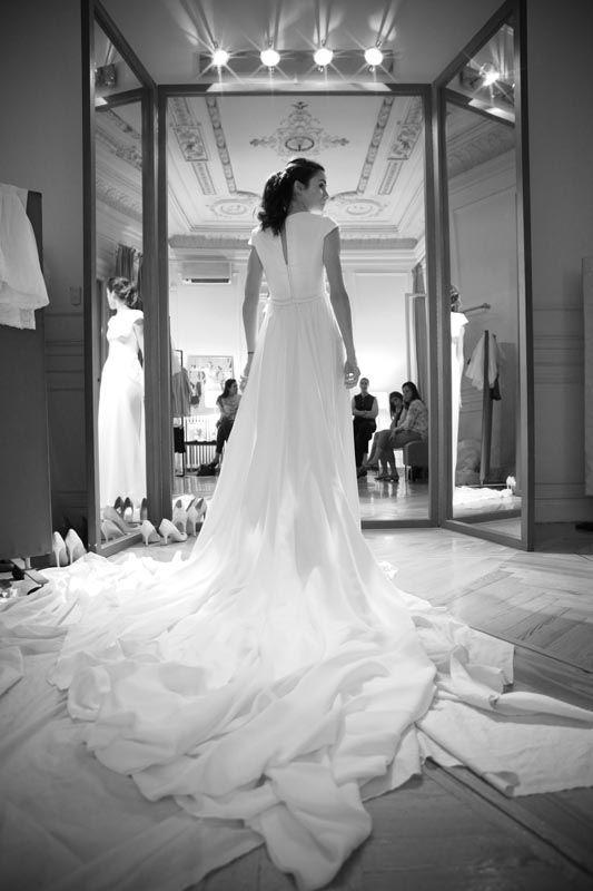 Andrea navascues vestidos de novia
