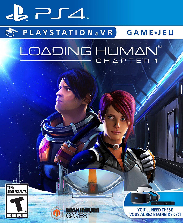 Amazon com: Loading Human - PlayStation VR: Maximum Games LLC: Video