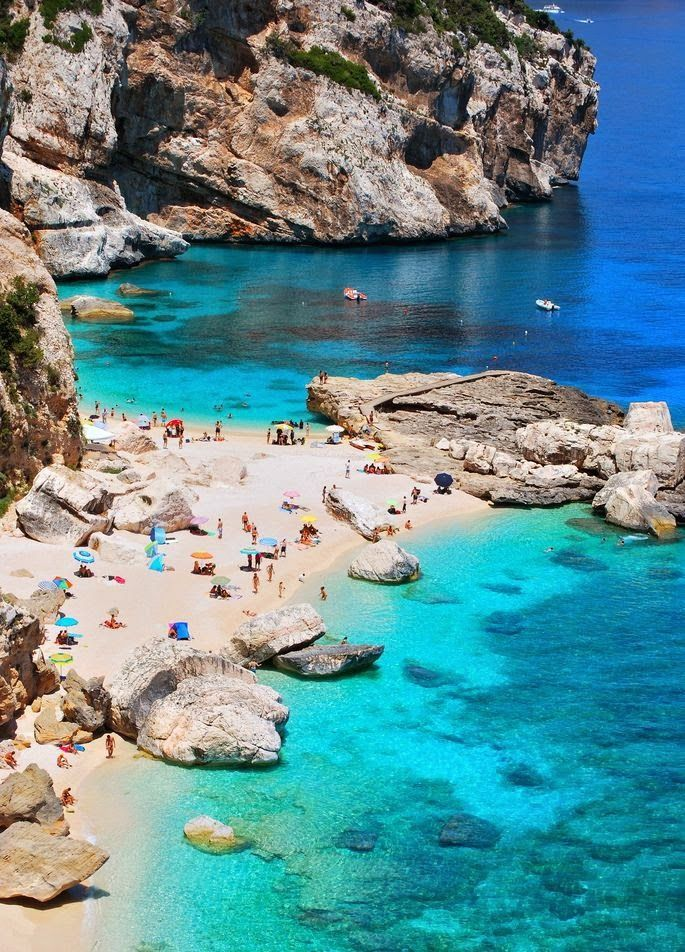 Sardinia Italy Travel Leisure In 2019 Places To