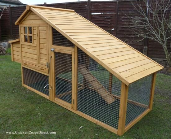Chicken Houses Chicken House For Sale Chickenhouses In 2020 Chicken House Chicken Coop Sloped Backyard