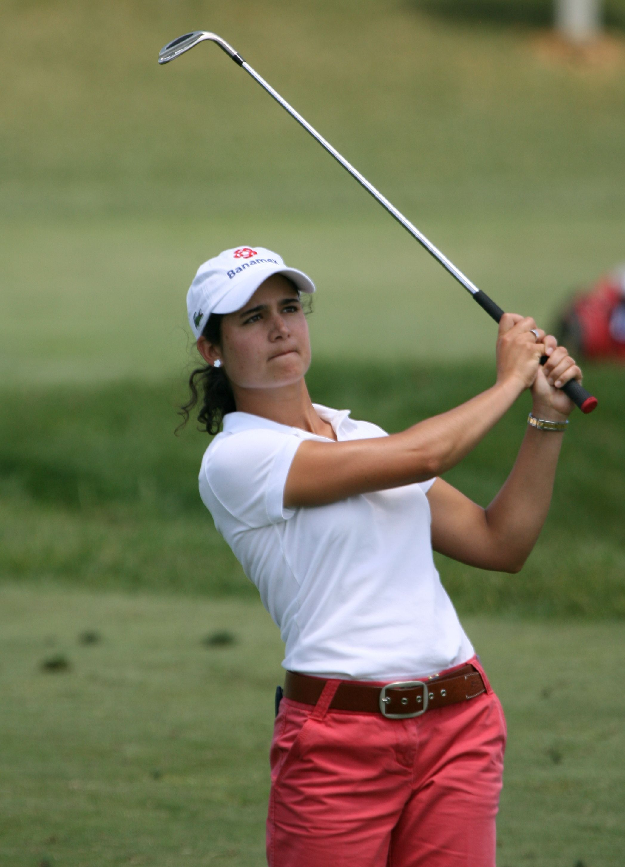 Lorena Ochoa clarifies: Only playing exhibition at LPGA