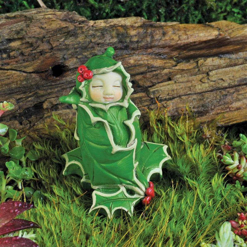 Fairy Baby of the Month May Lily Of The Valley Fairy Garden Mini