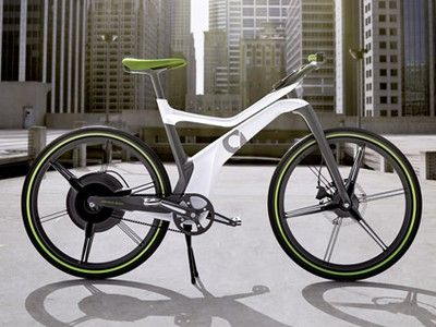 Smart's Award-Winning Electric Bike is Coming to the United States