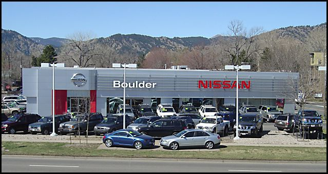 Nissan Dealers In Nj >> Nissan Dealership In Boulder Automotive Japanese Used