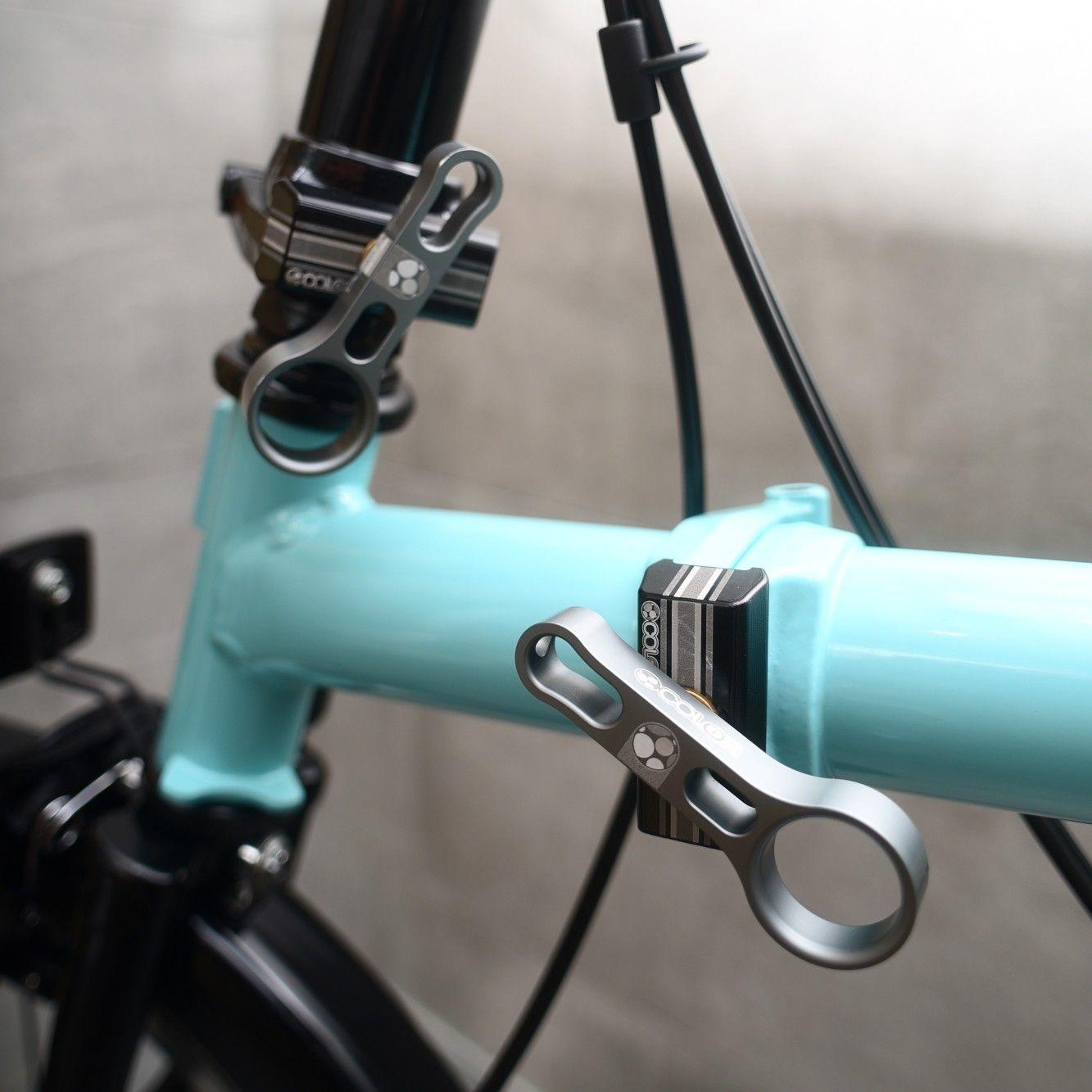 Brompton Hinge Clamp Brompton Brompton Bicycle Bicycle Art