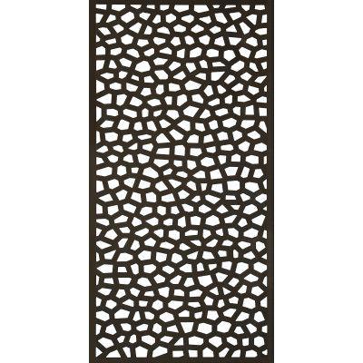 Pannello Mosaic 100 X 200 Cm Decorative Fence Panels