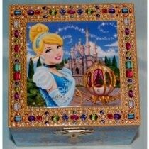 Cinderella Jewelry Box by Unknown Cinderella Misc Pinterest
