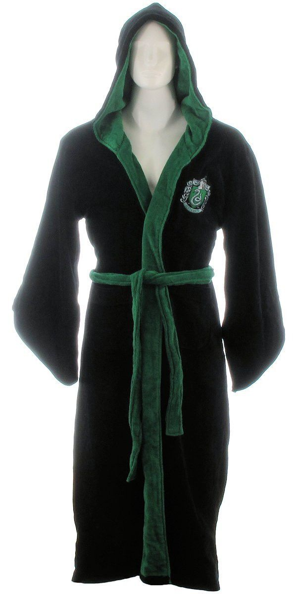 Harry Potter Slytherin Robe | Harry Potter | Pinterest | Slytherin ...