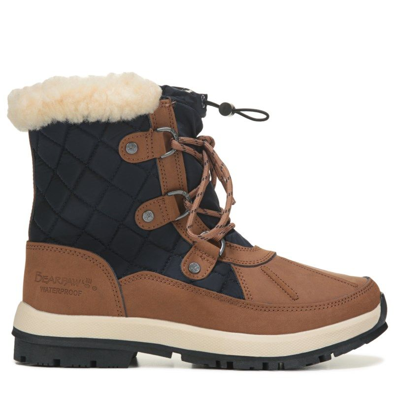 e719a03a0ef Women's Bethany Waterproof Lace Up Snow Boot | Products | Snow boots ...