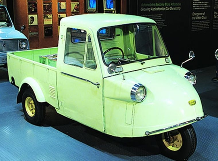 Daihatsu midget ii in usa