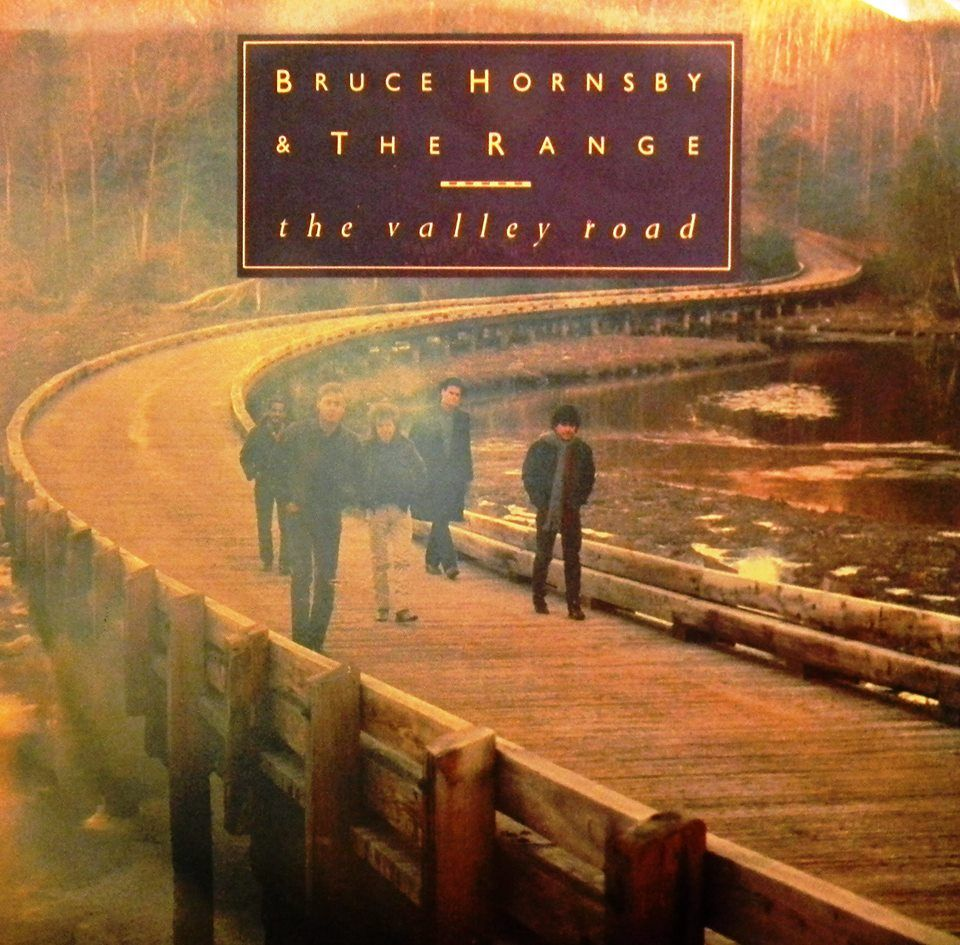 Bruce Hornsby & The Range 45 RPM Cover https://www.facebook.com/FromTheWaybackMachine/
