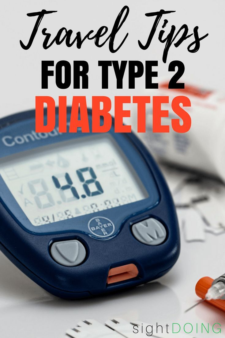 These 8 travel tips for type 2 diabetes will help you enjoy your vacation and manage your health at the same time. Type II diabetes doesn't mean you have to give up your trips! via @thegirlandglobe