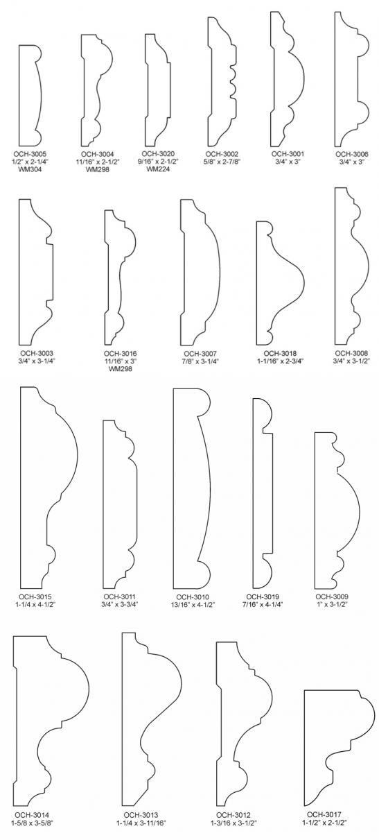 chair rail molding profiles egg pod pin by neby on house plans ideas pinterest real wood home office furniture check more at http