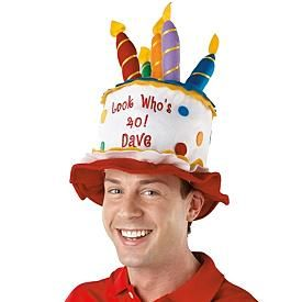 Adult Birthday Candle Hat For Your Next At PowerPlay Kansas City