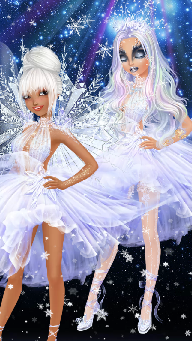 The amazing looks created by players in Fashion Fantasy