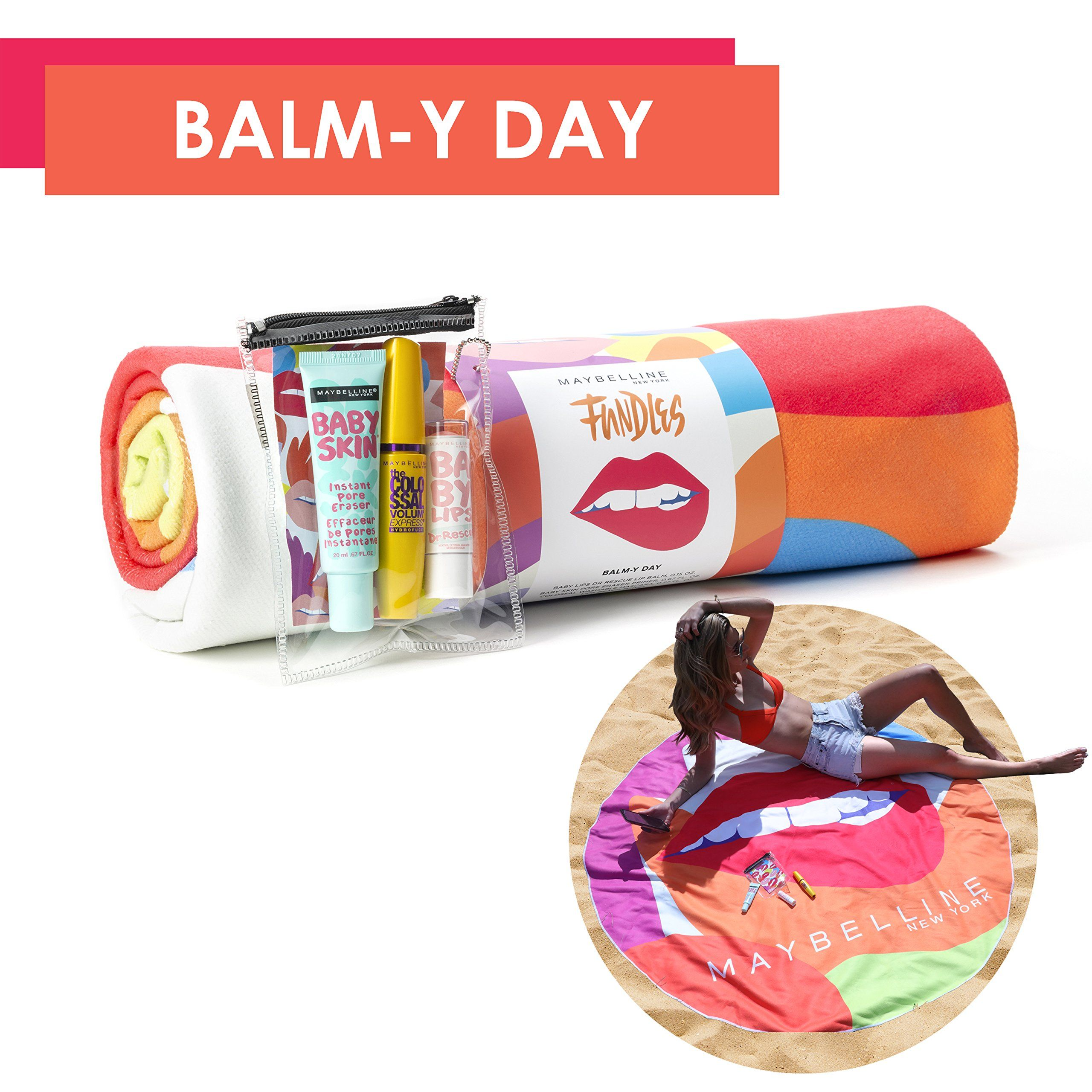 Maybelline Limitededition Fundles Balmy Day W Volumn Express The