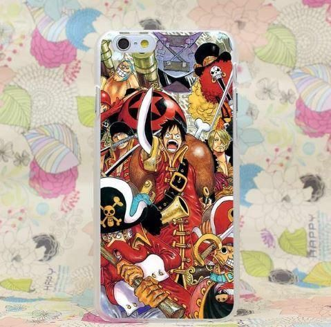 One Piece Pirate Captain iphone case