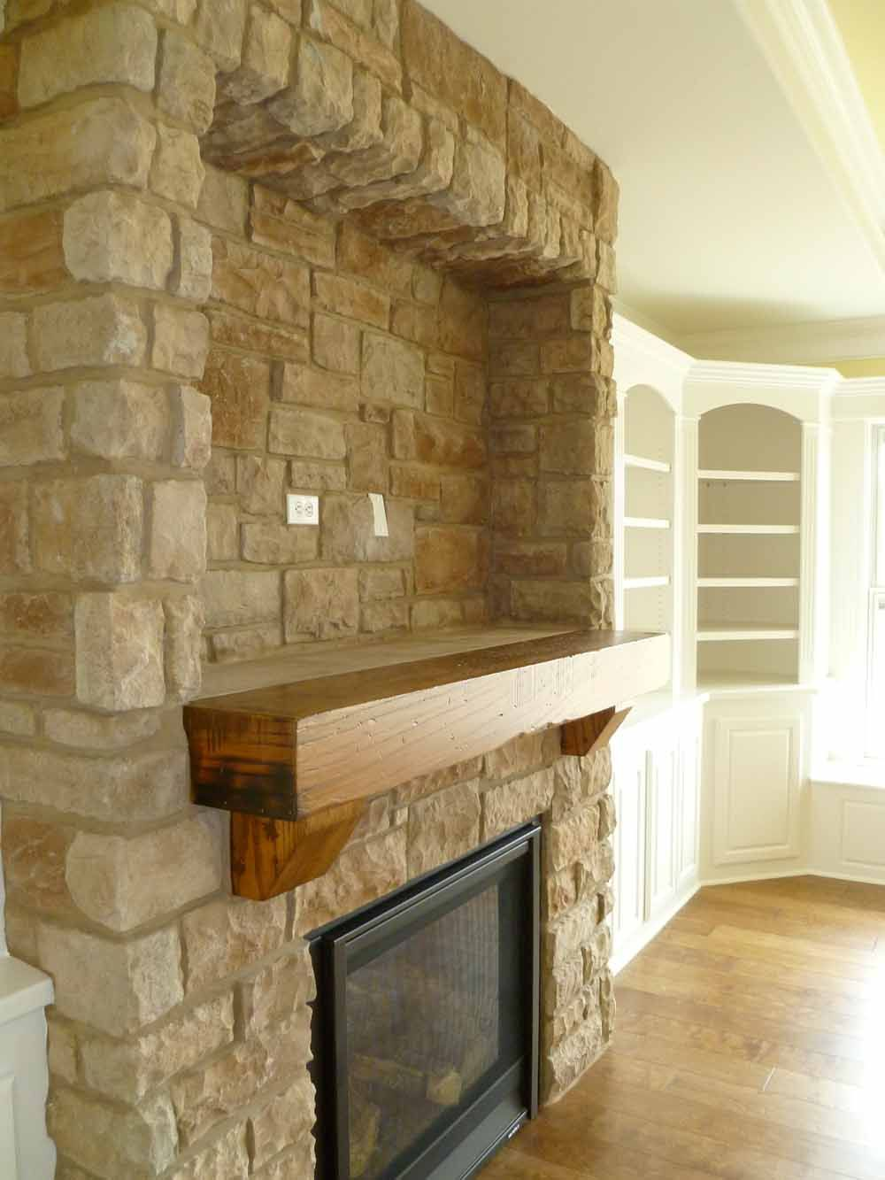 fireplace-fronts | Custom Homes by Tompkins Homes and Development & fireplace-fronts | Custom Homes by Tompkins Homes and Development ...