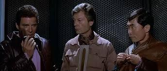 Resultado de la imagen de Star Trek En busca de Spock imagenes