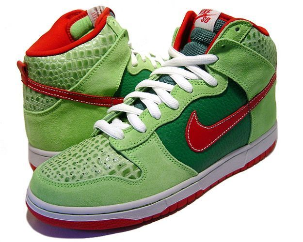promo code 85a54 47ca7 DS Nike Dunk High Pro SB The Dr. Feelgood (Motley Crue)