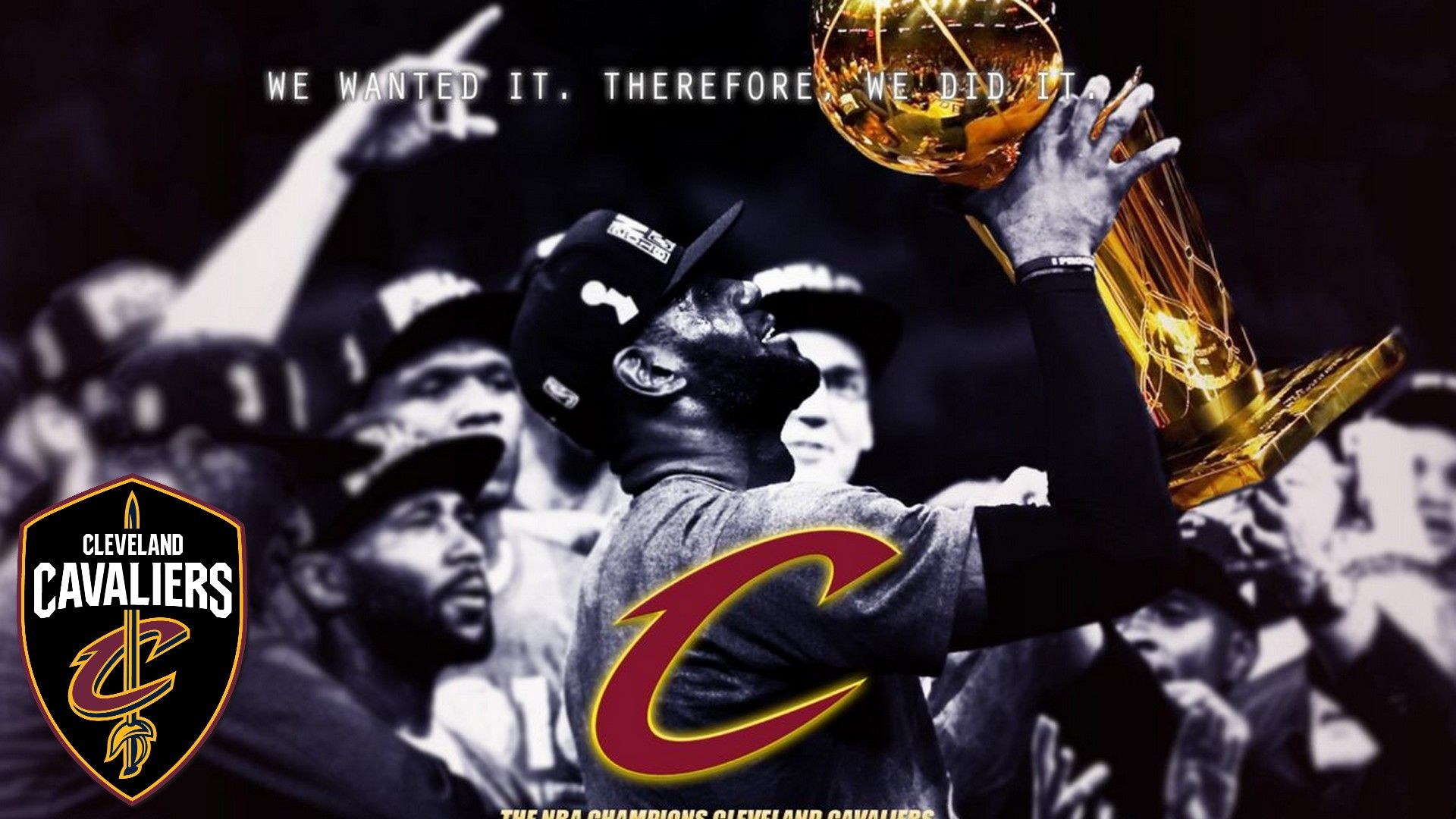 Hd Cleveland Cavaliers Nba Backgrounds Basketball Wallpapers
