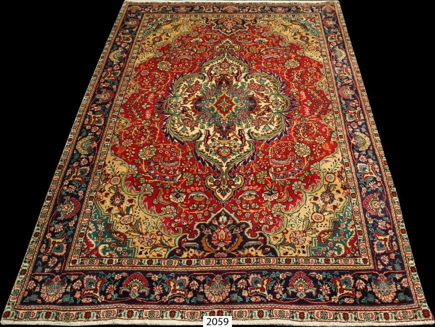 Tabriz Persian Rug | Simple Guide To Rug Terminology | Leon Norell Ltd,  London |