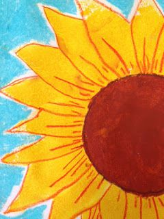 ARTventurous:+Sunflowers