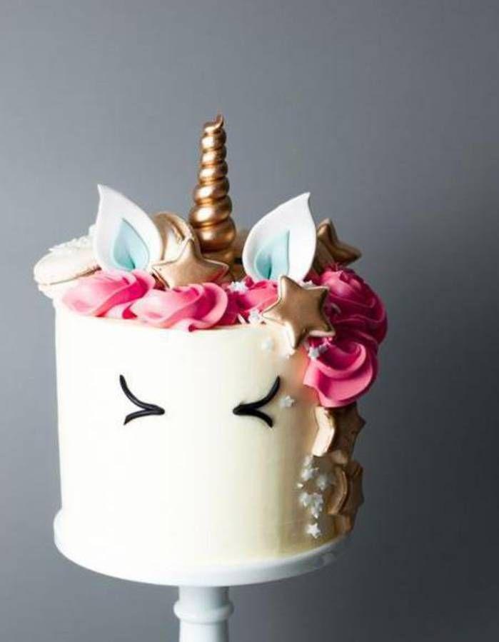 10 idées de gâteaux licorne qui vont vous faire rêver sweets