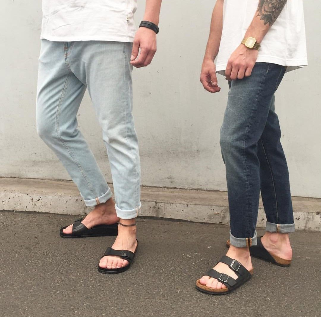 Birkenstock fashion, Birkenstock men