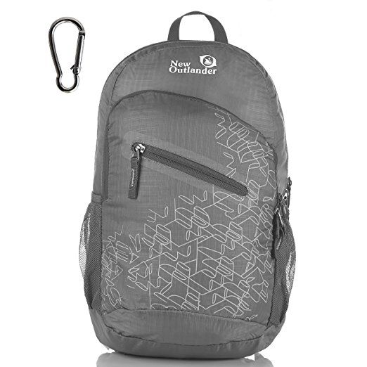 20L/33L- Most Durable Packable Lightweight Travel Hiking Backpack ...