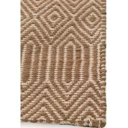 Photo of benuta Naturals Flachgewebeteppich Sloan Beige 100×150 cm – Moderner Teppich für Wohnzimmerbenuta.de