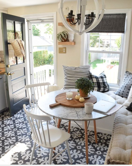 Kitchen dining room decor small inspiration farmhouse also modern design and ideas rh pinterest